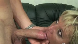 Homemade hard slamming together with chubby mature