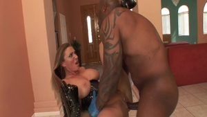Cumshot video escorted by big ass hardcore Devon Lee