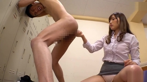 Asian teacher rough ass pounding
