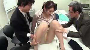 Big tits asian slut helps with fucking HD