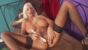 Big boobs amateur has a passion for squirting HD