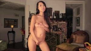 Huge tits asian girl Sharon Lee has a taste for nailing in HD