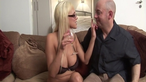 Busty Carly Parker MILF fucked in the ass sex scene