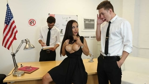 Get drilled escorted by russian babe Crystal Rush