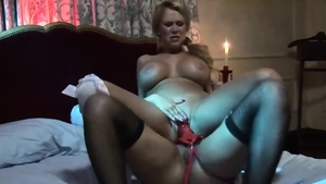 Plowing hard with big tits Eva Angelina among Carly Parker