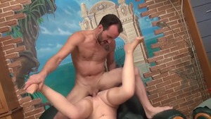 Gorgeous french mature needs sex scene