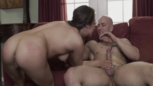 Lily Jordan has a thing for fucking hard