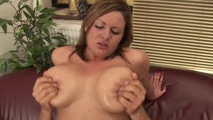 German brunette has a passion for hard ramming in HD