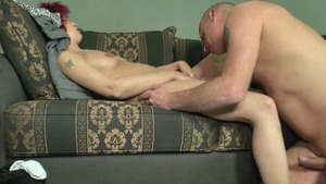 Good fuck in company with hairless german mature