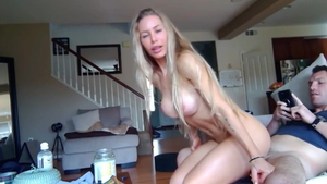 Big ass american chick creampie HD