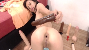 Homemade plowing hard together with hottest colombian babe