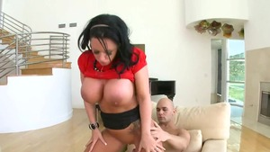 Handjob video along with big tits rough Kerry Louise