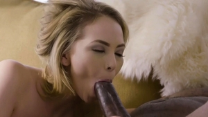 Teen Angel Smalls really enjoys nailed rough in HD
