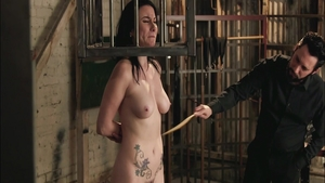 Large tits pornstar Veruca James goes for punishment in HD