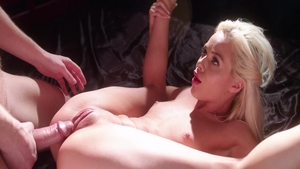 Young Elsa Jean agrees to slamming hard