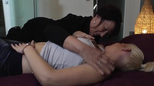 Young lesbians pussy licking and in HD