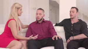 India Summer and Wolf Hudson raw blowjobs