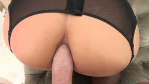 Gaping scene together with perfect POV Phoenix Marie