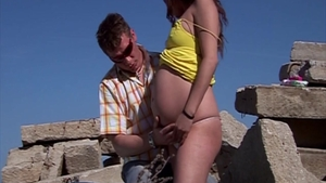 Pregnant girl feels the need for good fuck