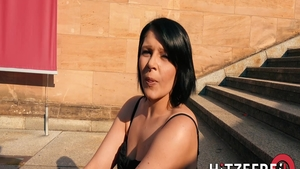 Hawt german brunette Mini Hotcore needs hard nailining HD
