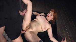Amazing bitch Penny Pax hard cock sucking