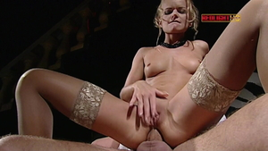 Mature european Dora Venter hardcore threesome
