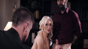 Doctor Kenzie Taylor among Tommy Pistol raw cumshot HD