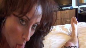 Sucking cock in hotel big tits american Eva Notty