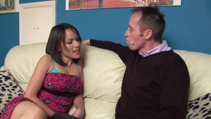 Star Lucy Love rushes hard ramming in HD