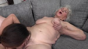 Young hairy MILF Tiffany Doll pussy fuck