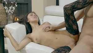Kara Faux escorted by Cadence Lux pounding