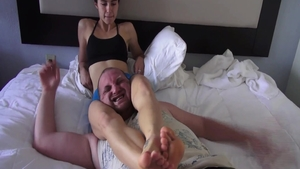 Dominatrix gets a buzz out of ramming hard