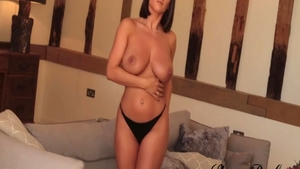 Very sexy & large boobs stepmom softcore ass pounded solo
