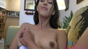 Ass fucked between young very hot latina babe Sophia Leone