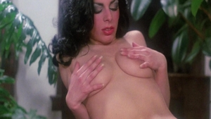 Hairy pussy curly haired gypsy brunette in stockings blowjobs