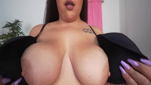Large tits Ana Dhara butt fucking