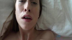 Nailing in company with hairy pussy brunette Jill Kassidy