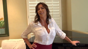 Doggystyle porn escorted by big tits hardcore Alexis Fawx