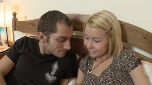 Perfect teen chick feels in need of sex scene HD