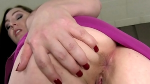 Naughty mature taboo fucked in the ass