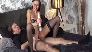 Tina Kay starring Ryan Ryder raw does what shes told