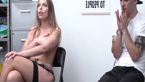 Ass pounding sex scene alongside very hot caught Britney Amber