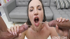 Perfect chick Kristy Black crazy pissing HD