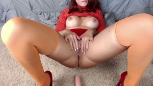 Wet pussy babe digs ramming hard HD