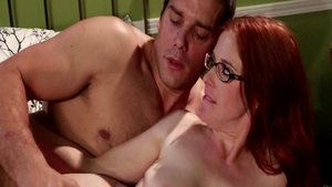 Penny Pax together with Ramon Nomar experience handjob