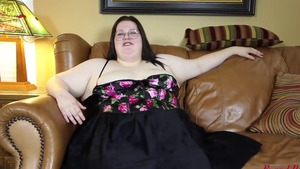 SSBBW BBW does what shes told at the audition