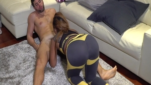 Nailing starring bubble butt asian chick