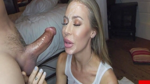Big ass Nicole Aniston enjoys rough fucking