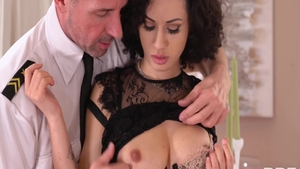 Hardcore nailing starring super sexy brunette Stacy Bloom