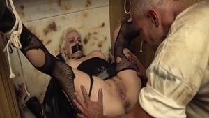 Erotic plowing hard escorted by Sexy Bri and Dominica Phoenix